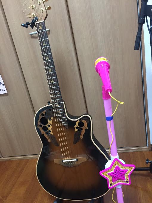 オベーションギター