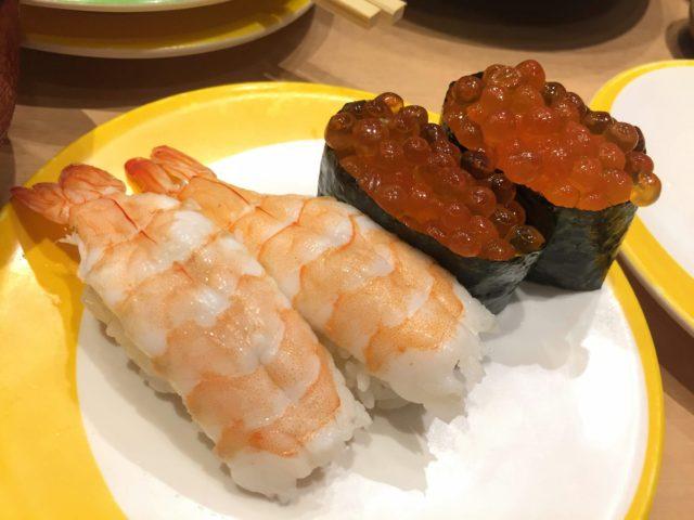 回転寿司 長次郎