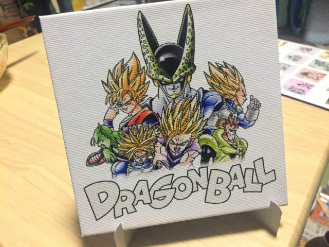 ドラゴンボール一番くじ ヒストリーオブソンゴクウ D賞