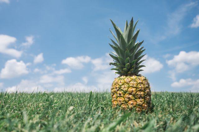 パイナップル酵素液 熱中症対策
