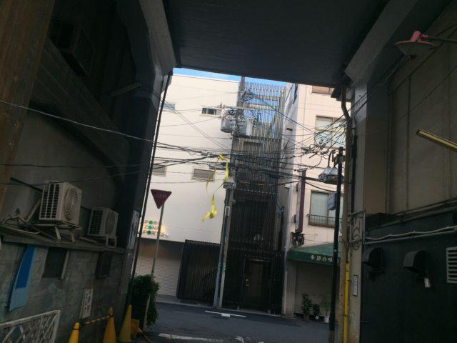 大阪 東成区 台風