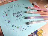 ボールペンで描くイラスト練習中です。