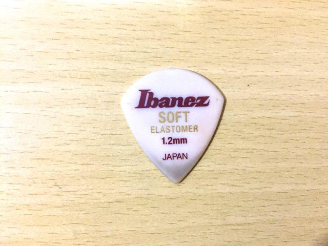 アコースティックギター ピック