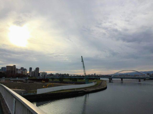 駅からウォーキング 淀川