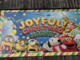 USJのクリスマス楽しんできたー☆彡