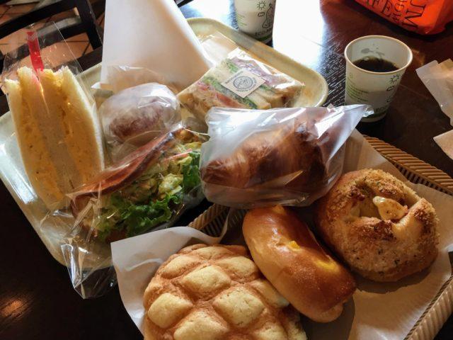 パーネデリシア 熊谷 パン屋