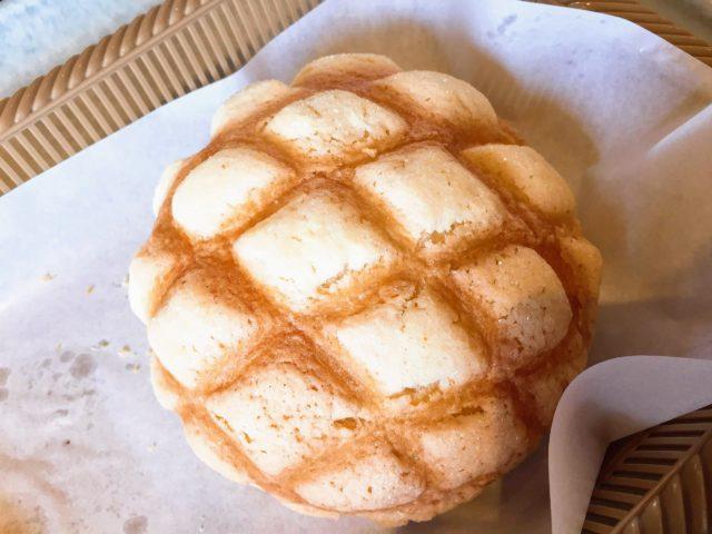 パーネデリシア 熊谷 メロンパン