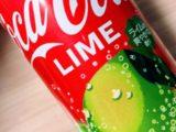自販機限定!「コカ・コーラ ライム」ってどんな味?