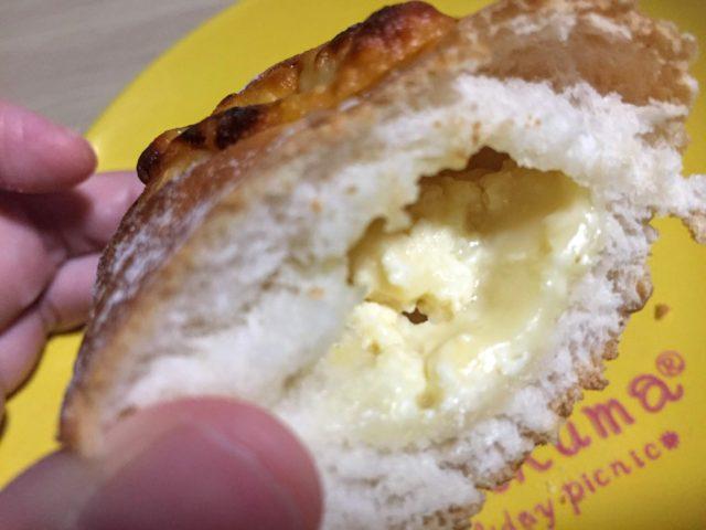 チーズ風味豊かな3種のチーズステックフランス ファミマベーカリー
