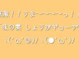 感激!!うま〜〜〜〜〜〜〜っ!!味の素「しょうがギョーザ」