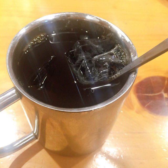 コメダ珈琲 はちみつコーヒーアイス