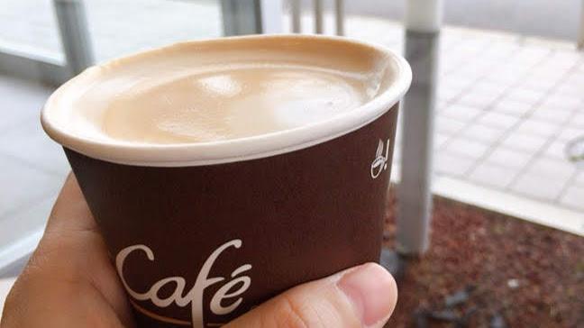 マックカフェ フラットホワイト
