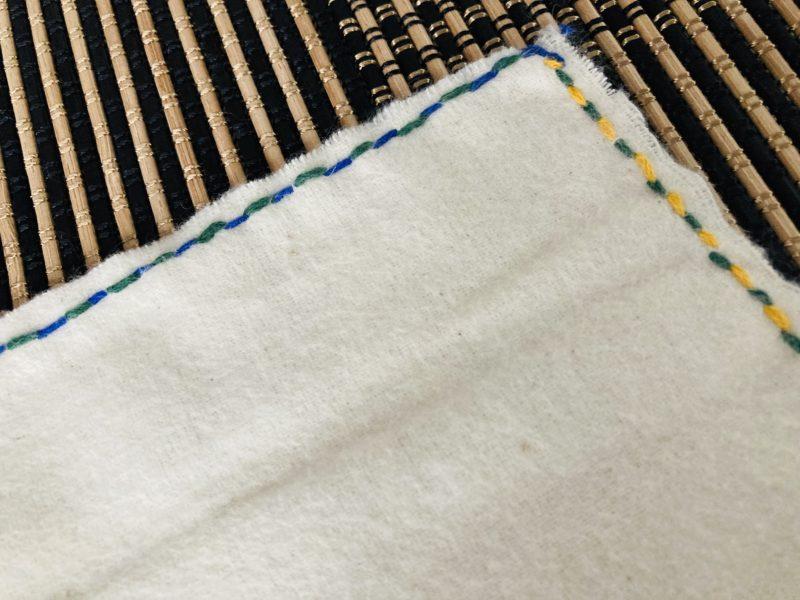 手縫い 布ナプキン